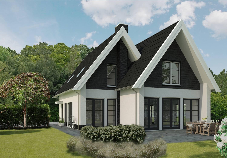 Amazing houten bungalow laten bouwen with houten bungalow for Houten huis laten bouwen