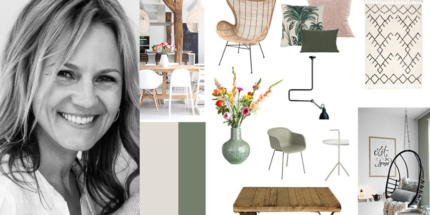 Even voorstellen interieur stylist wendy lighthouse living for Interieurstylist opleiding