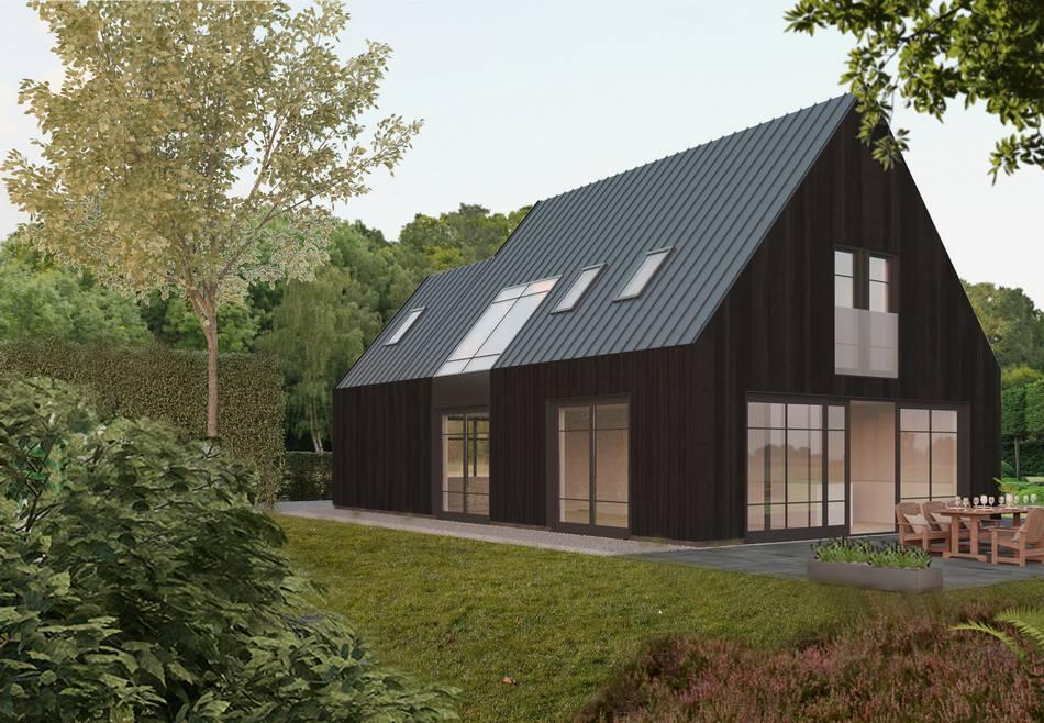 Schuurwoning Bouwen Kosten : Schuurwoning bouwen met lighthouse living ontwerp nu online